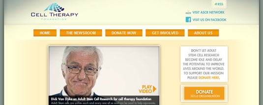 Cell Therapy Foundation Homepage